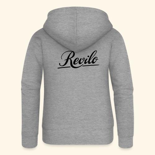 Revilo - Frauen Premium Kapuzenjacke