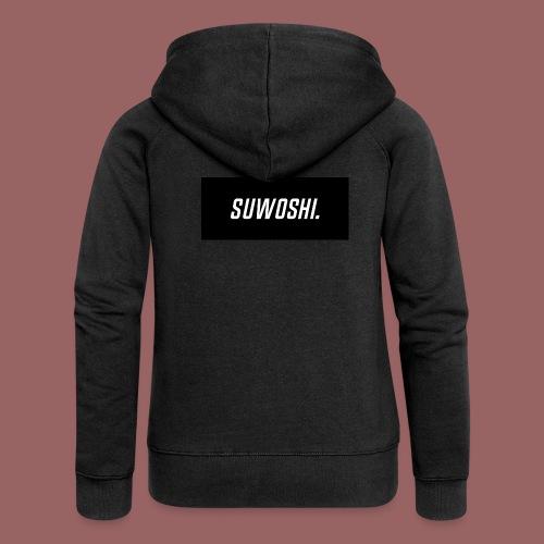 Suwoshi Sport - Vrouwenjack met capuchon Premium
