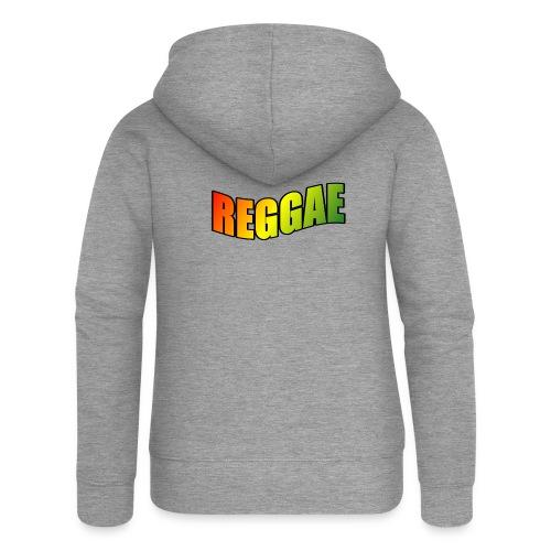 Reggae - Women's Premium Hooded Jacket