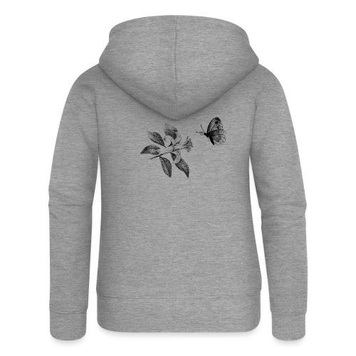 Botanical - Frauen Premium Kapuzenjacke