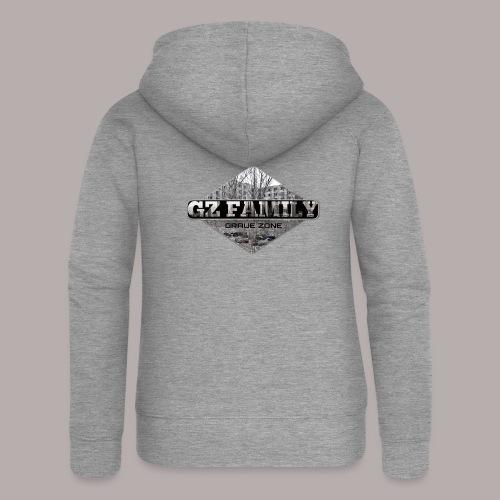 GZ FAMILY - Frauen Premium Kapuzenjacke