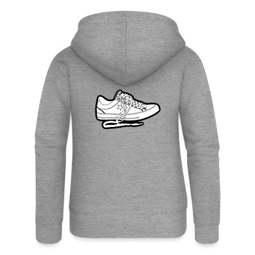 sneaker1 - Premium luvjacka dam