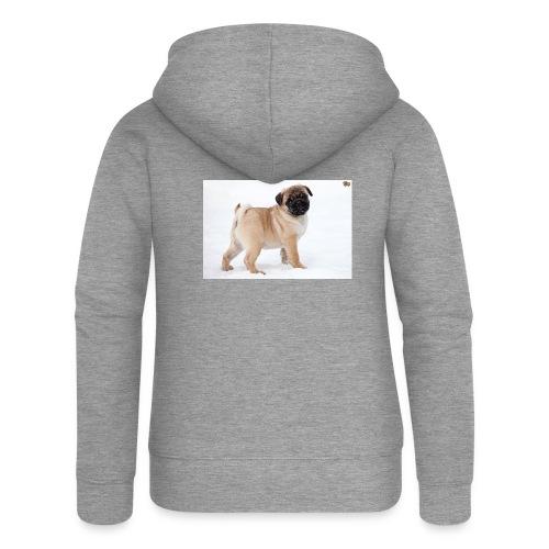 walker family pug merch - Women's Premium Hooded Jacket