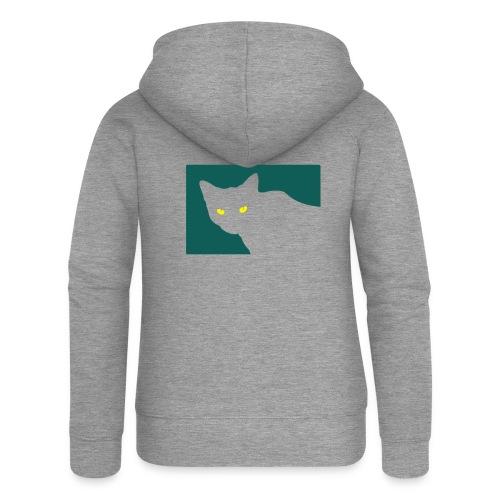 Spy Cat - Women's Premium Hooded Jacket