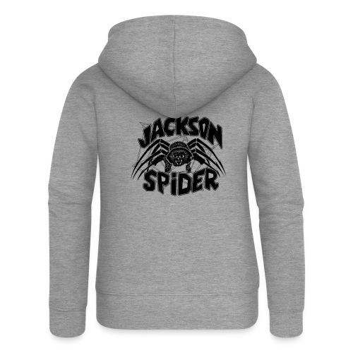 jackson spreadshirt - Frauen Premium Kapuzenjacke