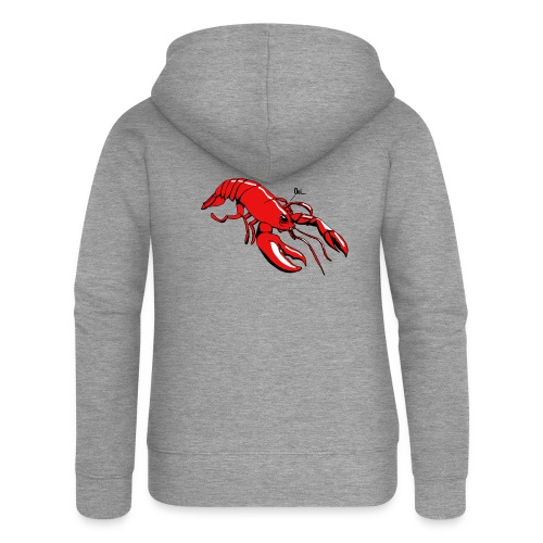 Lobster - Women's Premium Hooded Jacket
