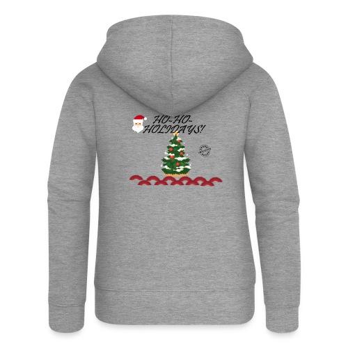 CHRISTMAS - Chaqueta con capucha premium mujer