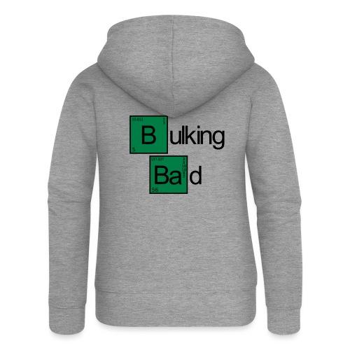 Bulking Bad - Frauen Premium Kapuzenjacke