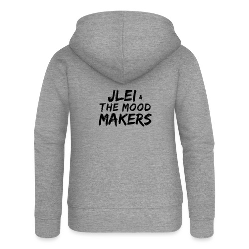 Jlei & The Mood Makers Schriftzug - Frauen Premium Kapuzenjacke