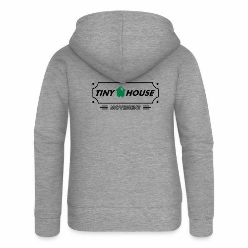 TinyHouse - Frauen Premium Kapuzenjacke
