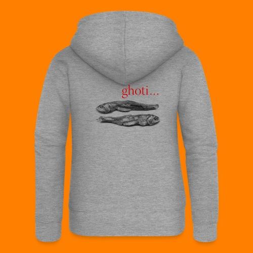 ghoti - Women's Premium Hooded Jacket