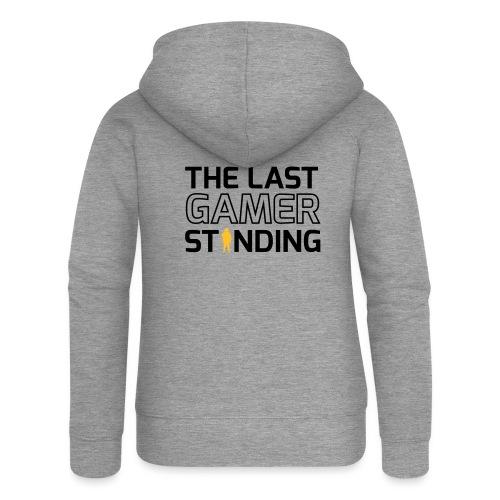 The Last Gamer Standing 2 - Women's Premium Hooded Jacket