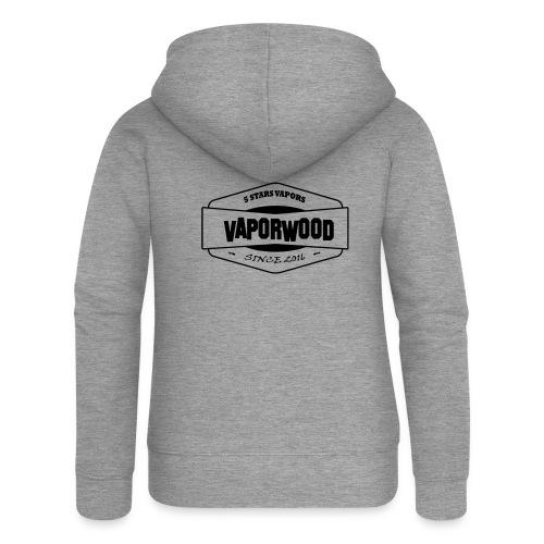 VaporwoodLogo - Frauen Premium Kapuzenjacke