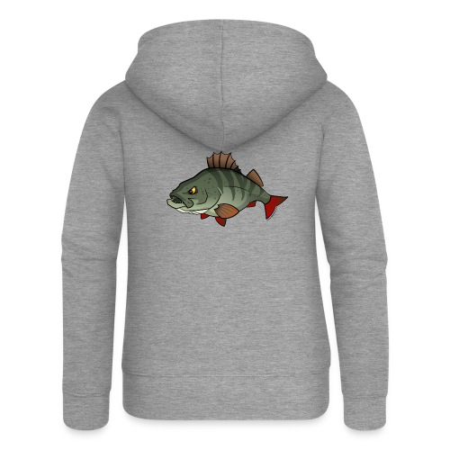 Red River: Perch - Women's Premium Hooded Jacket