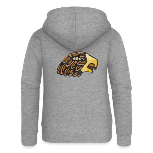 Aztec Icon Eagle - Women's Premium Hooded Jacket