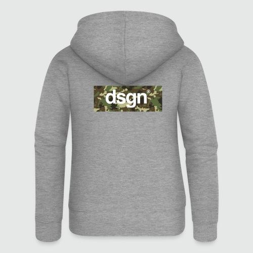 DSGN_03 - Vrouwenjack met capuchon Premium