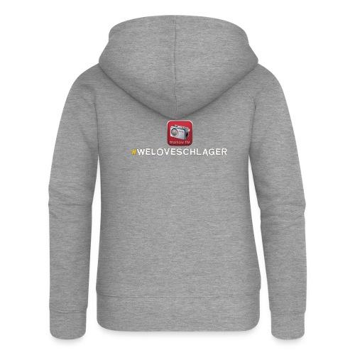WeLoveSchlager 1 - Frauen Premium Kapuzenjacke