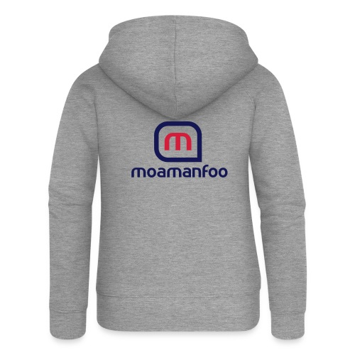 Moamanfoo - Veste à capuche Premium Femme