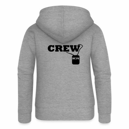 KON - Crew - Frauen Premium Kapuzenjacke