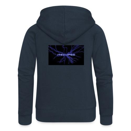 Beste T-skjorte ever! - Premium hettejakke for kvinner