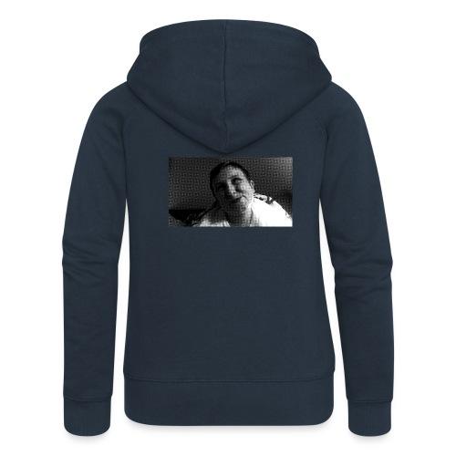 Basse Tshirt - Dame Premium hættejakke