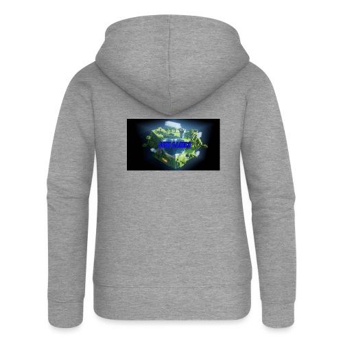 T-shirt SBM games - Vrouwenjack met capuchon Premium
