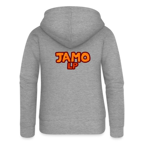 JAMOLP Logo T-shirt - Dame Premium hættejakke