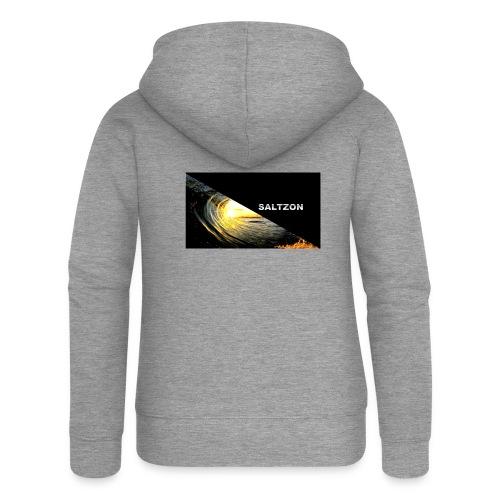 saltzon - Women's Premium Hooded Jacket