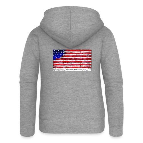 Good Night Human Rights - Women's Premium Hooded Jacket