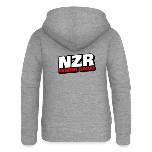 NZR - Veste à capuche Premium Femme