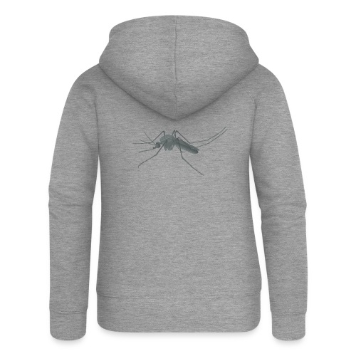 Moskito Insekt Stechmücke - Frauen Premium Kapuzenjacke