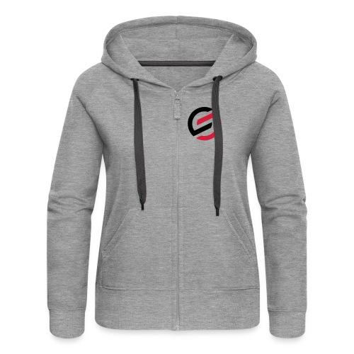 SDD Team Shirt - Frauen Premium Kapuzenjacke