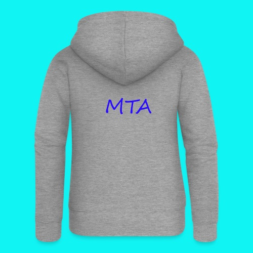 #MTA t-shirts - Dame Premium hættejakke
