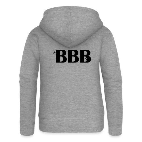 BBB - Frauen Premium Kapuzenjacke