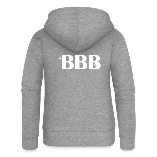 BBB Best Belay Buddy - Frauen Premium Kapuzenjacke