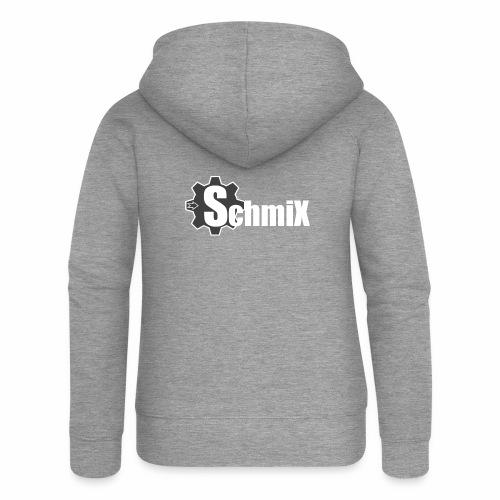 SchmiX - Frauen Premium Kapuzenjacke