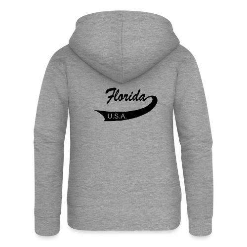 Florida USA - Frauen Premium Kapuzenjacke