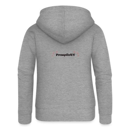 ProspiloTV - Women's Premium Hooded Jacket