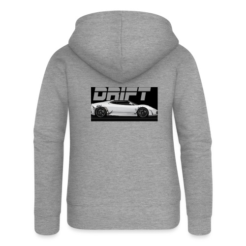 drift - Women's Premium Hooded Jacket