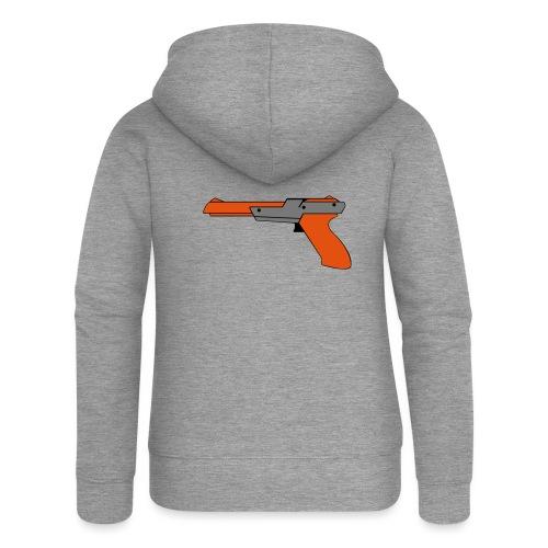 gun Zapper NES SUPER BROS HUNT DUCK - Veste à capuche Premium Femme