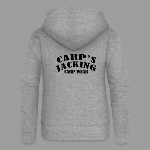 Carp's griffe CARP'S JACKING - Veste à capuche Premium Femme