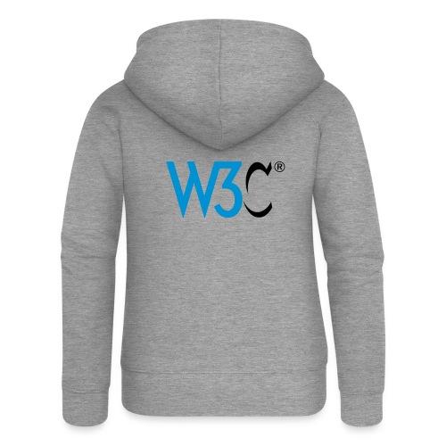 w3c - Women's Premium Hooded Jacket