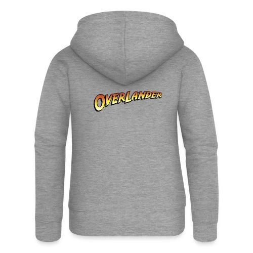 Overlander - Autonaut.com - Women's Premium Hooded Jacket