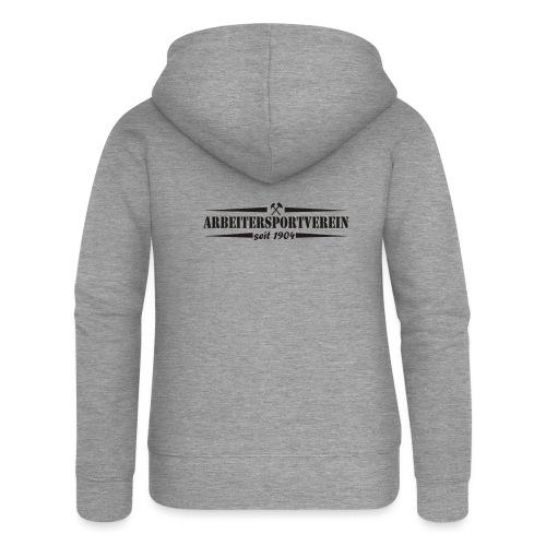 Arbeitersportverein seit 1904 - Frauen Premium Kapuzenjacke