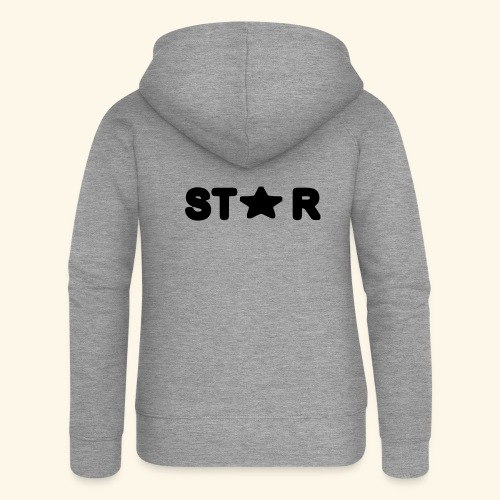 Star of Stars - Women's Premium Hooded Jacket