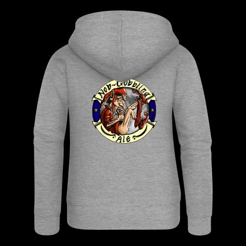 Goblin Ale T-Shirt - Women's Premium Hooded Jacket