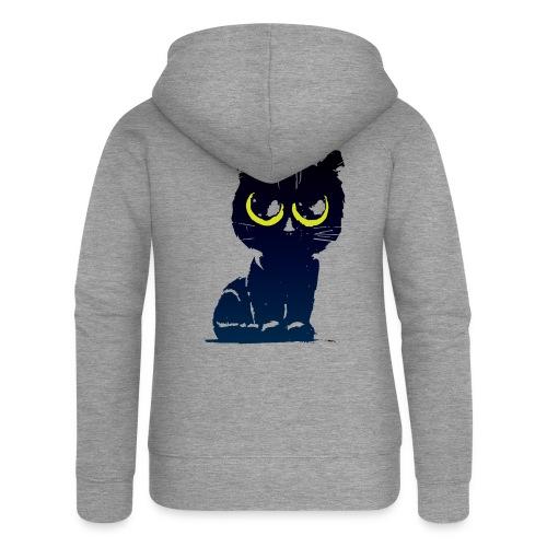 Black Cat 2 - Veste à capuche Premium Femme