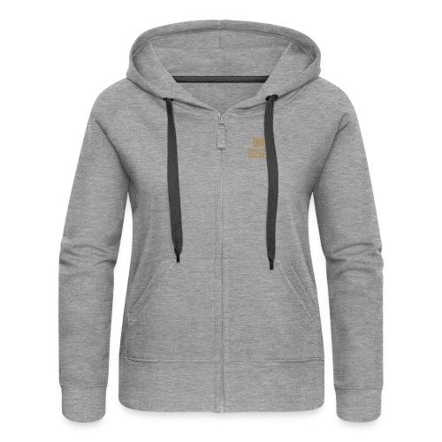 Balkan Excellence vert. - Women's Premium Hooded Jacket
