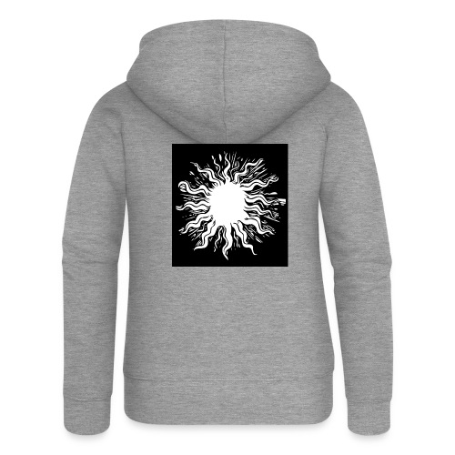 sun1 png - Women's Premium Hooded Jacket