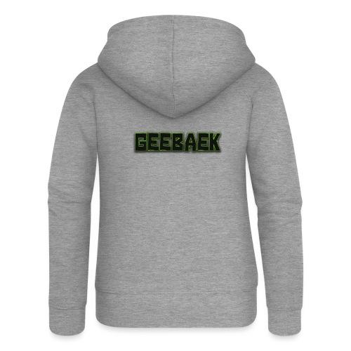 Geebaek - Dame Premium hættejakke
